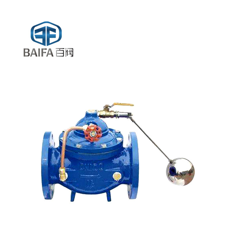 DN40~1600mm遥控浮球阀-百阀自营水利控制阀